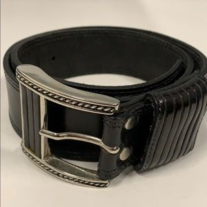 Streets Ahead Leather Belt